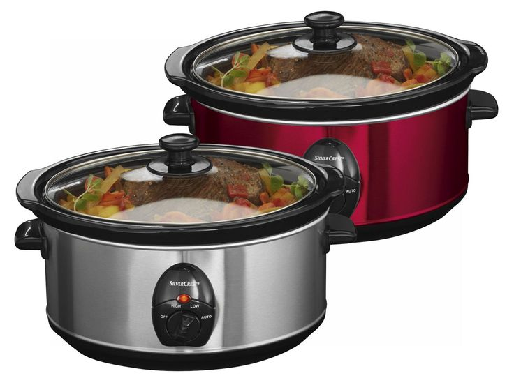 SILVERCREST® Slow Cooker SSC 200 A1 1