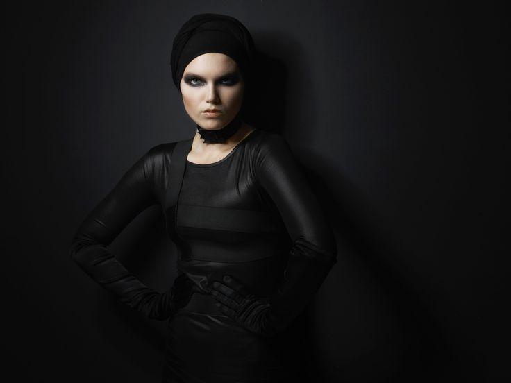 #latex #leather #longskirt #turban #harness #bustier #cyborggirl #future #glossysmokeyeyes #pilotcap #nudelipstick #flawlessskin #mattskin #noblush #paleskin #makeupartist #memoschmage  #reinhardscheuregger #gorgeous #model #berlin #blackandwhite #styling #dark #fashionista #makeup #urbandecay #kryolan #fashion #skinncosmetics #nudelipstick #giorgioarmani #lumonoussilk #toucheeclat #yslbeauty #mode