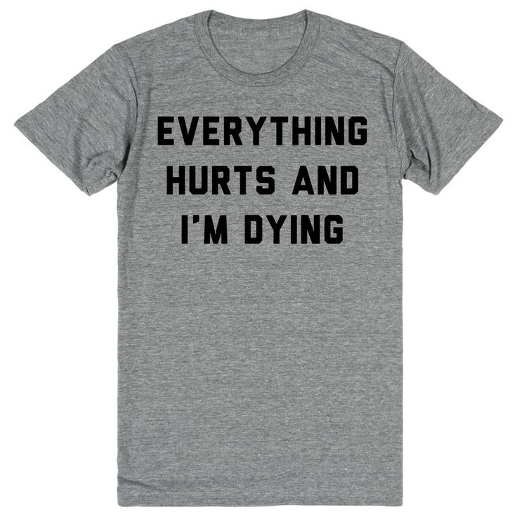 Everything Hurts and I'm Dying - Parks and Recreation - Leslie Knope Quote