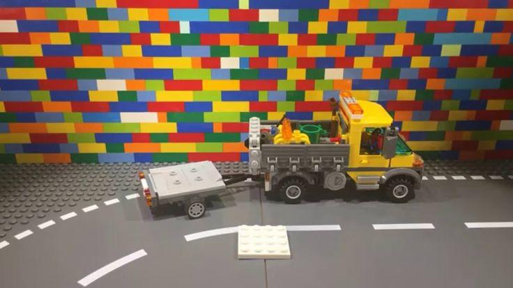 Lego City Service Truck - 60073