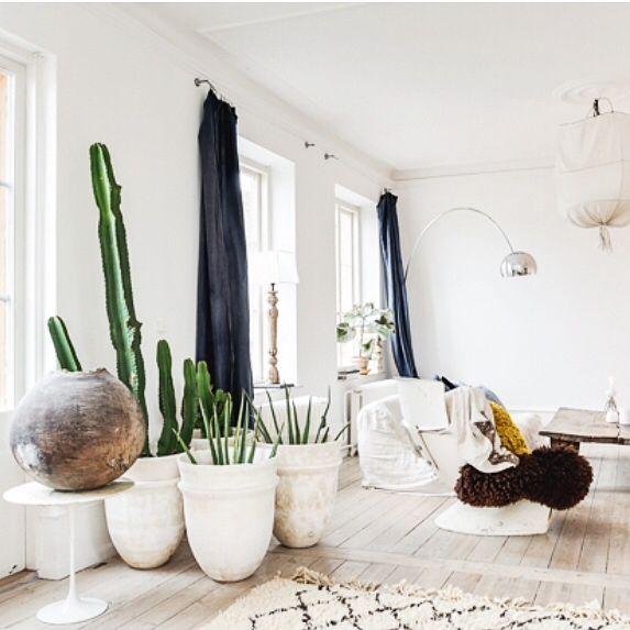 Lovely home of Marie Olsson Nylander. ❤️