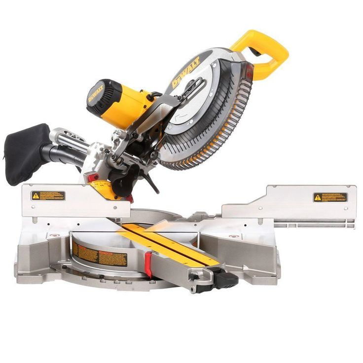 Miter and Chop Saws 20787: Dewalt 15 Amp 12 In. Double Bevel Sliding Compound Miter Saw Dws780 -> BUY IT NOW ONLY: $449 on eBay!