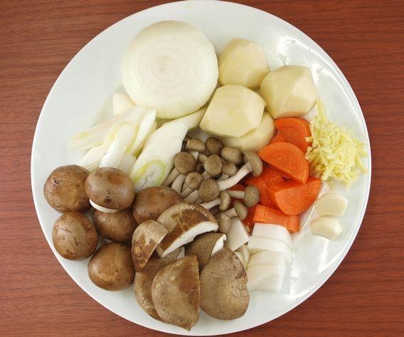 ③野菜スープレシピ『きのこたっぷりポトフ』【裕子先生のきのこスープレシピ】