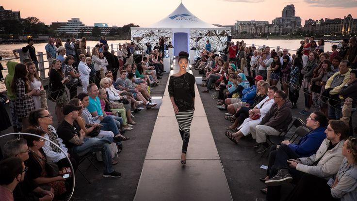 Splash Fashion 2014 #yyj Streetstyle
