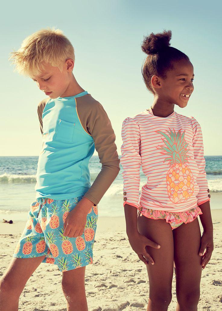 Shop Kids Swimwear at Childrensalon @Childrensalon #CSWinterSun