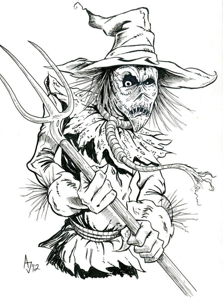 scarecrow google search