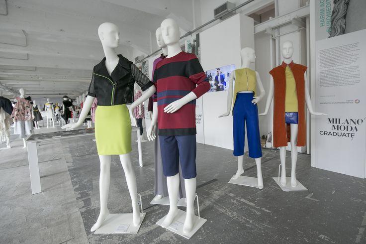 Fashion Designer: Giulia Ferruzza - Debora Fazio Event: MilanoModaGraduate by Piattaforma Sistema Formativo Moda e Camera Nazionale della Moda Italiana