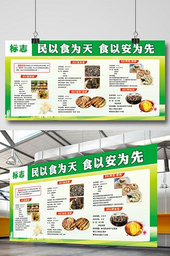 Health Food Safety Bulletin Boardpikbesttemplates Food Templates