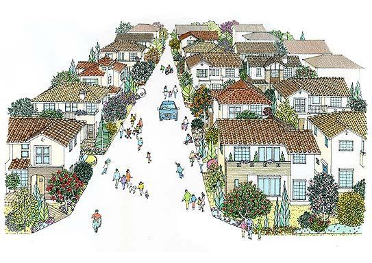 住宅地 パース - Google 検索