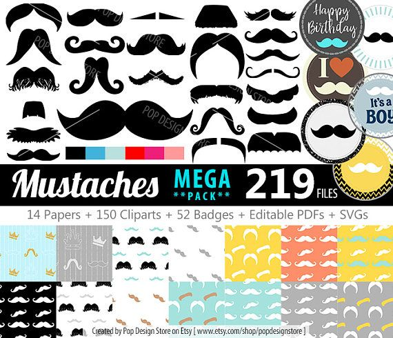 ➳ ➳ INSTANT DOWNLOAD ✪ DIGITAL FILE  #CraftSupplies #ClipArt  #Mustache  #beard  #man  #Father'sDay #1stbirthday  #Littleman  #birthday  #props  #Printable  #Digitalpapers  #Badges #party #Svg #partysupplies #Etsy #handmadeloves #craft #scrapbooking #funny #faces #digitalarts #pattern #Etsylovers #Paper #partyprintable #printable #instantdownload #art #digitalarts #design #graphicdesign #partydecor #babyboy