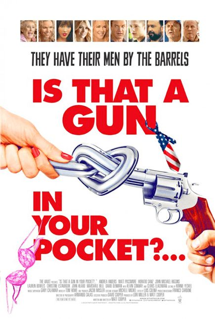 Watch Is That a Gun in Your Pocket (2016) for Free in HD at http://www.streamingtime.net/movie.php?id=190    #movie #streaming #moviestreaming #watchmovies #freemovies