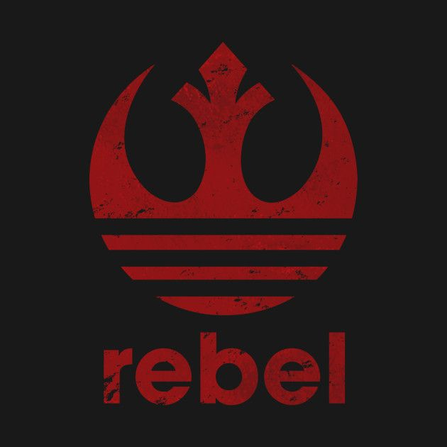 REBEL CLASSIC T-Shirt - Star Wars T-Shirt is $11 today at Ript!