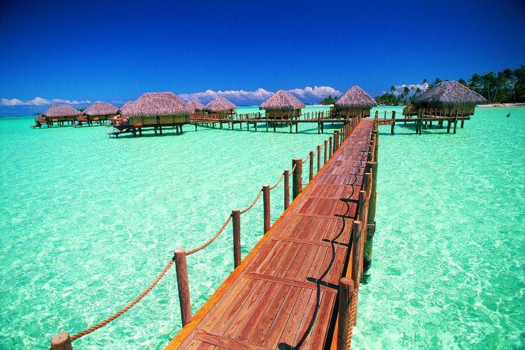 Tahitian Islands
