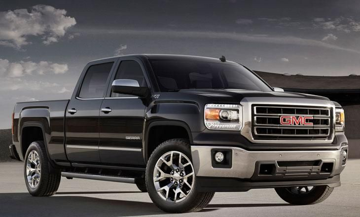 GMC Sierra 2014 - With the great deals on Sierra this month, I will Go with this, instead of waiting for the Canyon.