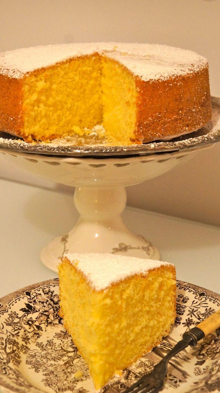 Dolci Gusti: torta paradiso di Santin