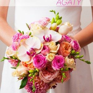 Kwiaty Agaty – Bukiety i ozdoby ślubne