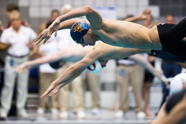 Are You Swimming Faster in Practice Than Competition? Here's Why.