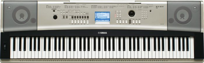 The 88-key Yamaha YPG-535 Portable Grand Piano Keyboard offers you great-feeling graded soft-touch action atop a sturdy, good-looking built-in stand. Its Performance Assistance Technology ensures the Yamaha YPG-535 delivers error-free performances. And the digital piano's music database provides complete keyboard setups organized by song title.  $799.00 Members Price: $499.99 Savings: $299.01 (37% off)