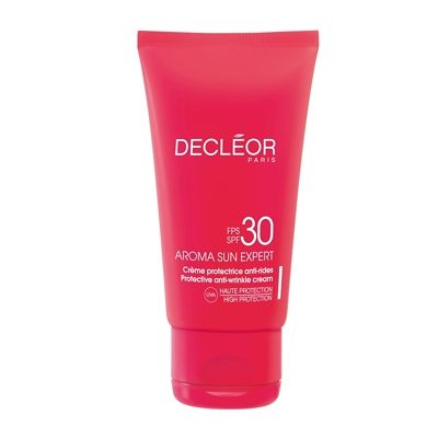 DECLÉOR Aroma Sun Expert Protective Anti-Wrinkle Cream for Face SPF30 50ml