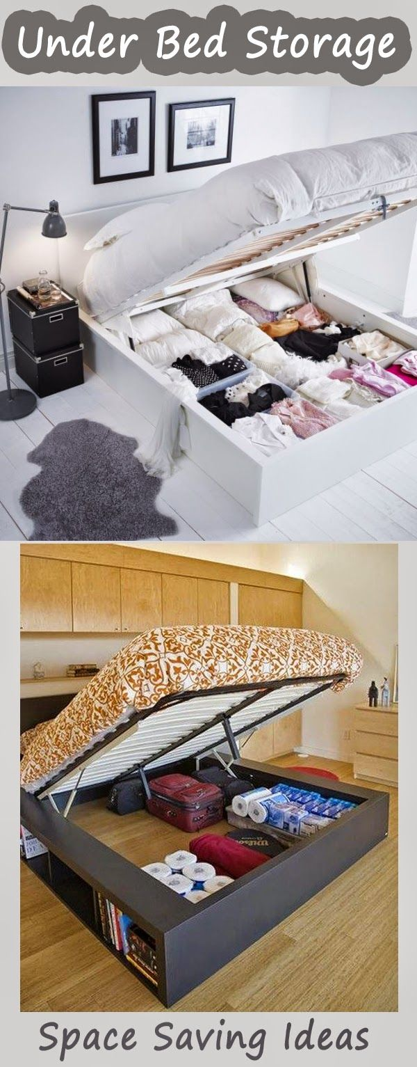 11 Creative and Clever Space Saving Ideas 6