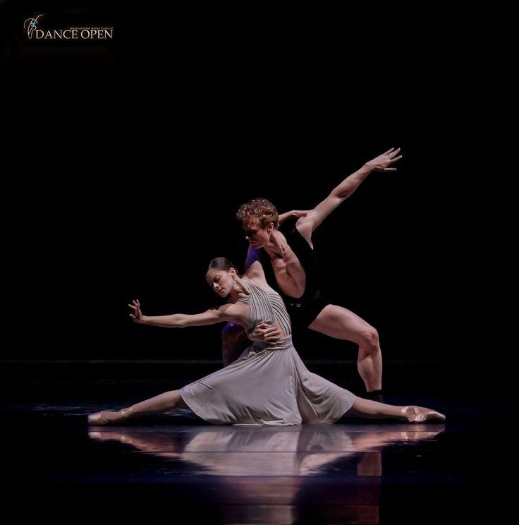 Remi Wortmeyer and Igone de Jongh (by Vladimir Cherenkov). Dutch National Ballet
