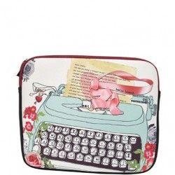 #Pochette #iPad #machine à écrire