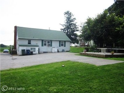 2612 Bird View Road, Westminster, MD 21157 — approved short sale can settle quickly Nice Home with a Great Updated Country Kitchen. Stainless appliances  Updated flooring. Living room with hardwood floors and fireplace with pellet stove helps to save on utility bills! Main bath updated with whirlpool tub. separate dining room. Potential 4th bedroom in basement with full bath. Lots of parking and generator. Workshop Area.