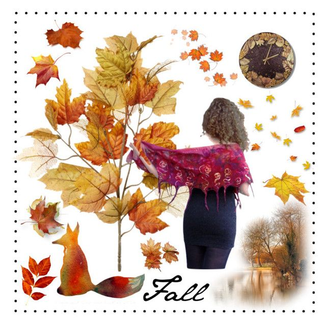"""""""Fall dream"""" by monaline on Polyvore"""