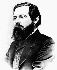 Kicked out of Germany, France and England. Friedrich Engels.