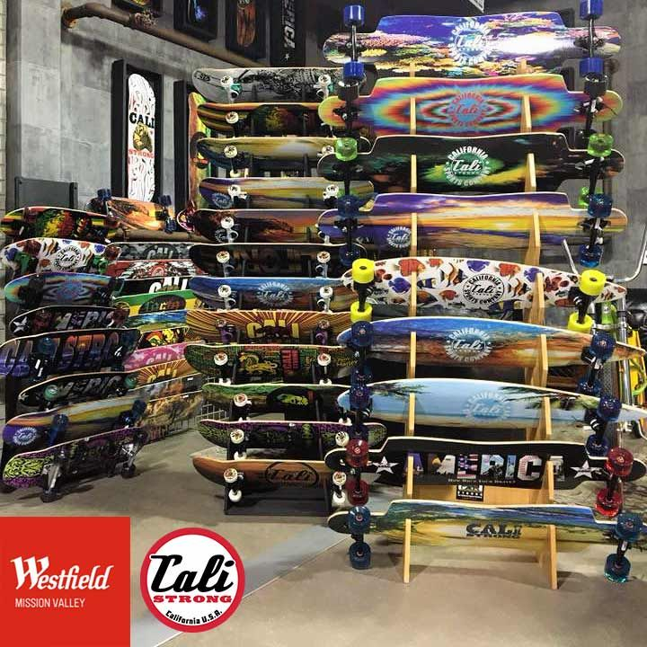 The Underwater Nature Longboards are IN!!! Drop by our Mission Valley Mall Store #141 to take a peek at them before they fly off the board racks!