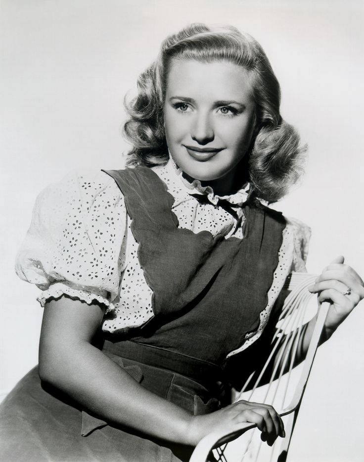 The Beautiful Priscilla Lane.