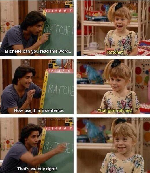 oh uncle jessie...