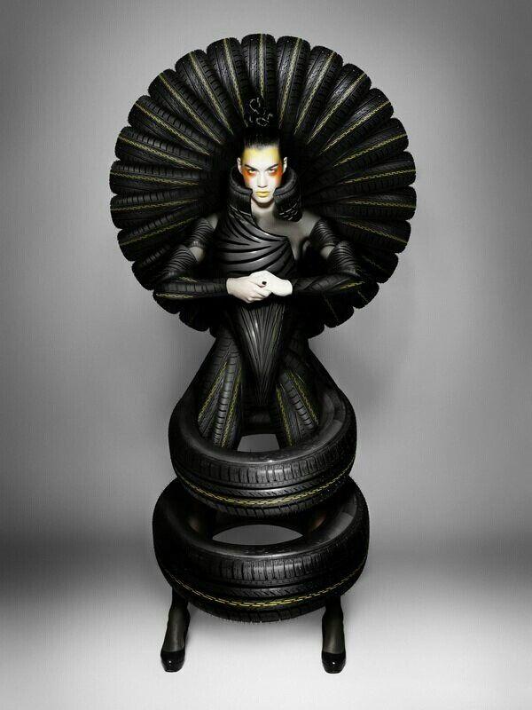 #creative #fashion #tires