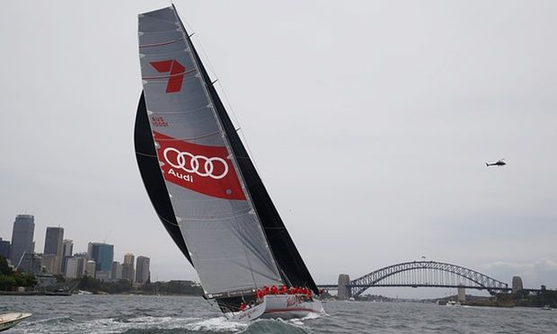 Supermaxi, Eight-times winner, Wild Oats XI, will race in the Sydney to Hobart classic on Boxing Day, despite strong southerly wind predictions