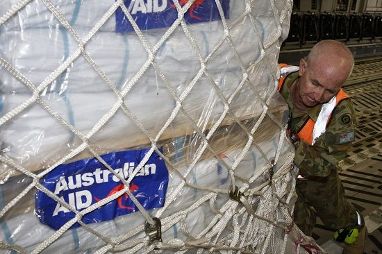 Australia's Pacific aid budget spared from serious cuts