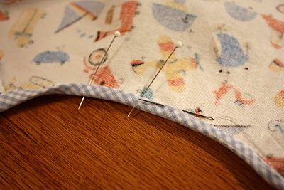 Michie has some wonderful sewing tips- here how to do great necklines.