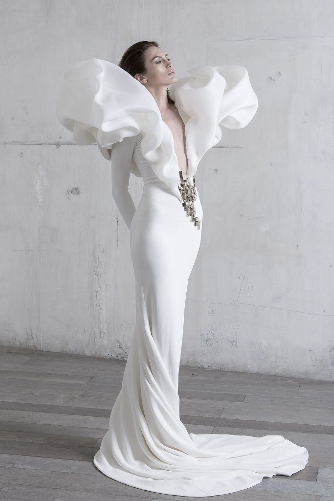Stephane Rolland Couture Spring 2017