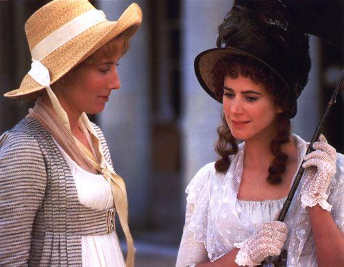 Sense & Sensibility (1995) Film Costumes   Sense & Sensibility Patterns