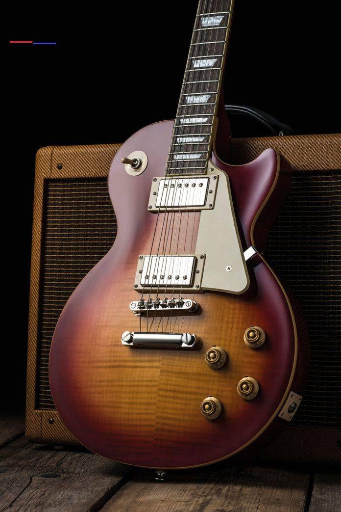 Gibsonlespaul Musik Gitarre Instrumente