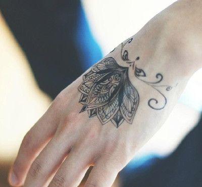 $0.39 - waterproof temporary tattoo tatoo henna fake flash tattoo stickers Taty tatto tatuagem tattoos tatuajes a lotus blossom SYA064-in Temporary Tattoos from Health & Beauty on Aliexpress.com | Alibaba Group