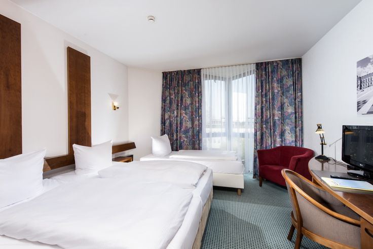 The Days Inn Leipzig Messe has 54 double and single rooms, each measuring 23 square metres. Guests are offered a choice of standard rooms, apartments and a junior suite equipped with kitchenette.