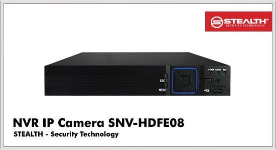 NVR IP Camera SNV-HDFE08