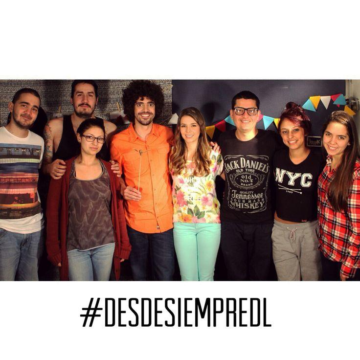 Muy pronto el video oficial de #DesdeSiempreDL!! Ahí vamos!!!