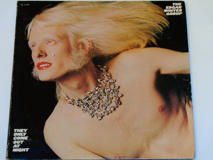 """The Edgar Winter Group - They Only Come Out at Night - """"Free Ride"""" - Blues Rock…"""