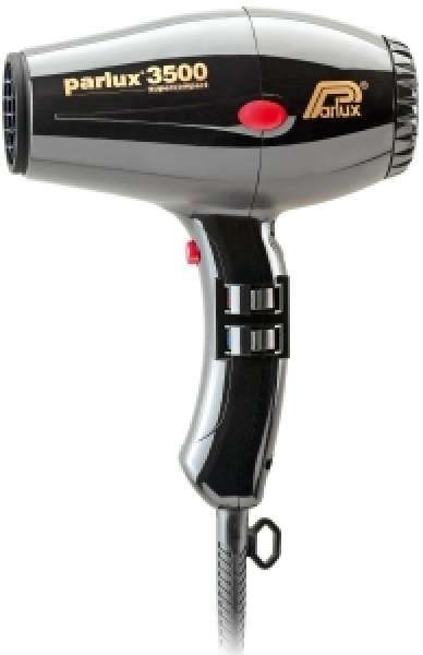 Buy Parlux 3500 Super Compact Hair Dryer - Black , luxury skincare, hair care, makeup and beauty products at Lookfantastic.com with Free Delivery.