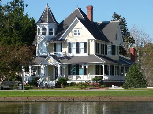 Architectural style of the white house