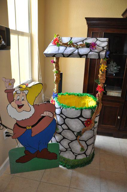 Snow White Birthday- Heigh-ho Heigh-ho to Kora's 1st birthday we go!- Klotz Events