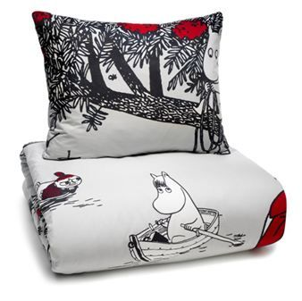 Moomin Journey bed linen