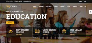 EDUMA v.3.0.7 | WP Okul Eğitim ve Dershane Teması
