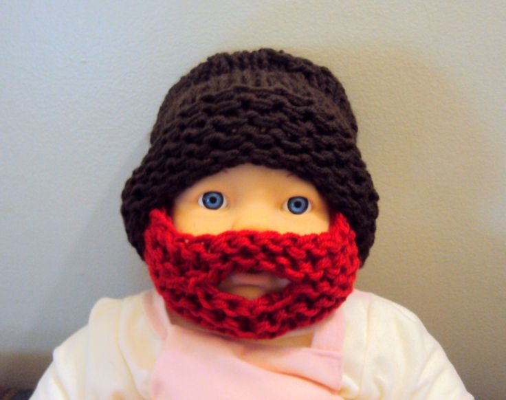Beard Hat Baby Beanie Baby Hat Knit Hat Beanie New Born Baby Toddler Clothing Accessories Gift Ideas Under 50 Photography Prop 0-18 Months by GrahamsBazaar on Etsy https://www.etsy.com/listing/173148542/beard-hat-baby-beanie-baby-hat-knit-hat